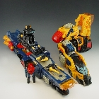 Energon - Omega Supreme - Loose - Missing Missiles