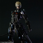 Play Arts Kai - Raiden - Metal Gear Rising: Revengeance