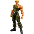 Play Arts Kai - Super Street Fighter IV - Guile
