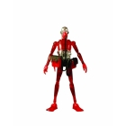String Diver - SD-09 Guy Red Version 1/12 Fig