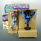 Transformers G1 - Boxed  - Actionmaster Starscream - MIB - 100% Complete