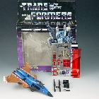 Transformers G1 - Dirge - MIB - 100% Complete