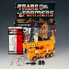 Transformers G1 - Grapple - MIB - 100% Complete