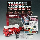 Transformers G1 - Inferno - MIB - 100% Complete