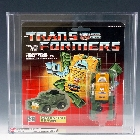 Transformers G1 Carded - Brawn - AFA 80