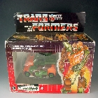 Transformers G1 - Boxed  - Roadbuster