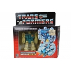 Transformers G1 - Twin Twist - MIB - 100% Complete