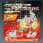 Transformers G1 - Carded  - Blades