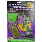 Transformers G1 - Brawl - MOC - 100% Complete