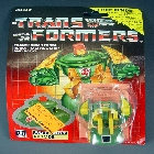 Transformers G1 - Carded  - Cosmos