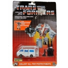 Transformers G1 - First Aid  - MOC - 100% Complete