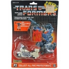 Transformers G1 - Groove - MOC - Missing 1 gun