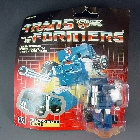 Transformers G1 - Carded  - Pipes