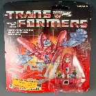 Transformers G1 - Carded - Powerglide