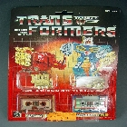 Transformers G1 - Carded  - Ramhorn and Eject