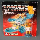 Transformers G1 - Carded - Seaspray