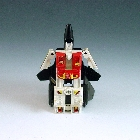 Transformers G1 - Air Raid - Loose - Missing Torque Rifle