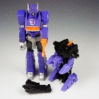 Transformers G1  - Shockwave - Loose - 100% Complete