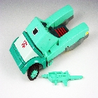 Transformers G1  - Kup - Loose - 100% Complete