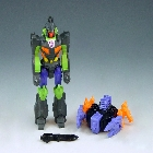 Transformers G1 - Action Master Banzai-Tron With Razor-Sharp - Loose - 100% Complete