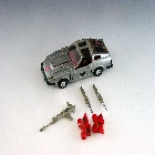 Transformers G1 - Bluestreak - Loose - Missing Missle