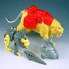 Transformers G1 - Pretender Beast - Catilla - Loose - 100% Complete