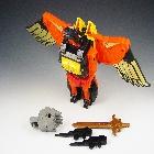 Transformers G1  - Divebomb - Predacon - Loose - 100% Complete