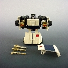 Transformers G1 - Downshift - Omnibot - Loose - 100% Complete