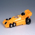 Transformers G1 - Dragstrip - Loose - As Shown