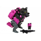 Transformers G1 - Fangry - Loose - Missing shield/wings