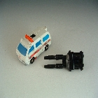 Transformers G1  - First Aid - Loose - Near Complete