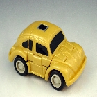 Transformers G1 - Goldbug - Loose - 100% Complete