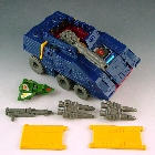 Transformers G1  - Groundshaker - Loose - 100% Complete