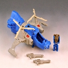 Transformers G1 - Highbrow - Loose - As Is