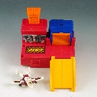 Transformers G1  - Hot House - Loose - 100% Complete