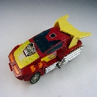 Transformers G1 - Hot Rod - Loose - As Is