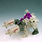 Transformers G1 - Hun-Gurrr - Loose - Missing accessories