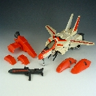 Transformers G1 - Jetfire - Loose - As Shown