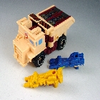 Transformers G1 - Targetmaster Landfill  - Loose - 100% Complete