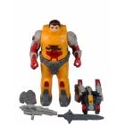 Transformers G1 - Pretender Landmine - Loose - 100% Complete