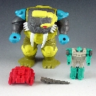 Transformers G1  - Longtooth - Loose - Missing Ionic Field Generator