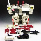 Transformers G1  - Metroplex - Loose - 100% Complete