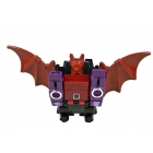 Transformers G1 - Mindwipe - Loose - Missing headmaster Vorath and gun