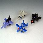 Transformers G1  - Micromasters - Air Strike Patrol - Loose - 100% Complete