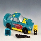 Transformers G1 - Nightbeat - Loose - Missing  both pistols