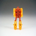 Transformers G1  - Octopunch Inner Robot - Loose - 100% Complete