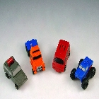 Transformers G1 - Off-Road Patrol - Loose - 100% Complete