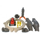 Transformers G1 - Omega Supreme - Loose - Missing 1 small shield