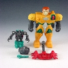 Transformers G1  - Pincher - Loose - No Stun Rifle