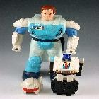Transformers G1  - Pretender Jazz - Loose